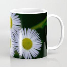 White Wildflowers Coffee Mug