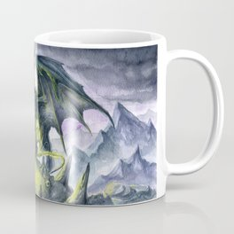 As Dusk Fell at the Standing Stones Coffee Mug