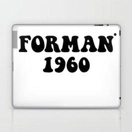 Eric Forman 1960 Laptop & iPad Skin