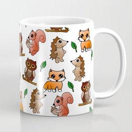 Forest Friends Coffee Mug