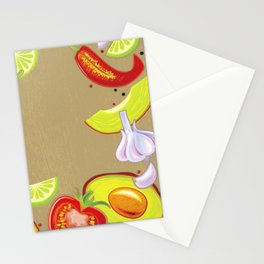 Taste of Mexico Stationery Cards