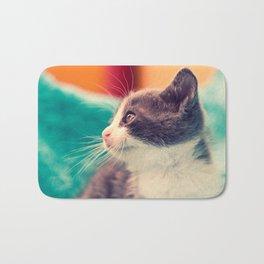 Billy The Cat Bath Mat