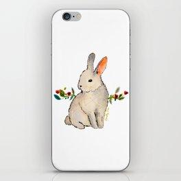 Cruelty Free Bunny iPhone Skin