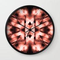 metal Wall Clocks featuring Metal by Assiyam