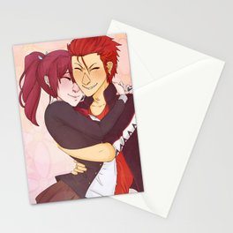 Gou & Seijuro Stationery Cards