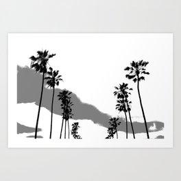 Tropical Darkroom #247 Art Print