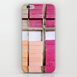 Savon de Marseille, Nice iPhone Skin