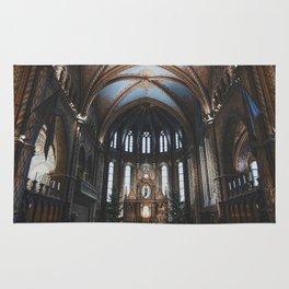 Budapest - Matthias Church Rug