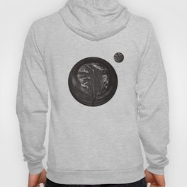 Curd tree and moon Hoody