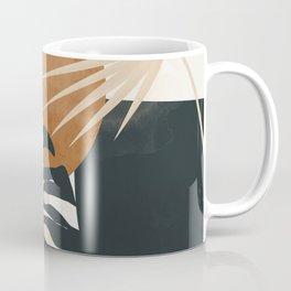 Abstract Art Tropical Leaves 7 Coffee Mug
