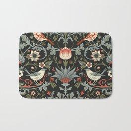 Birdsong Noir Larger Pattern Bath Mat