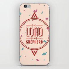 Psalm 23:1 iPhone & iPod Skin