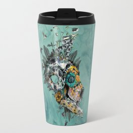 Animal Skull Travel Mug