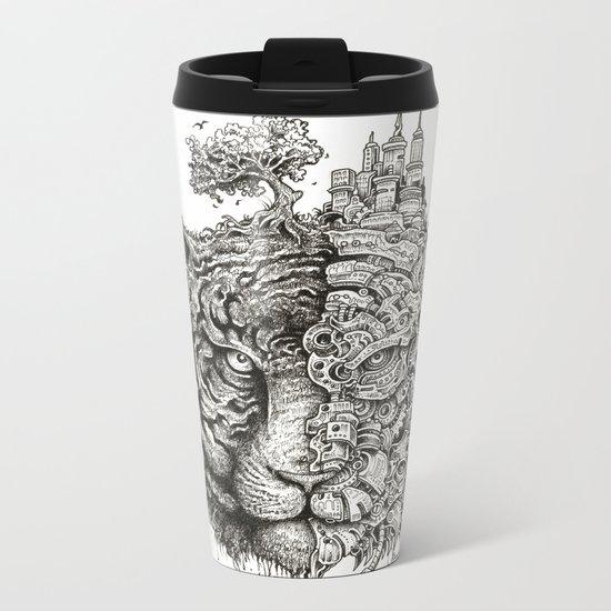 Equilibrium Metal Travel Mug
