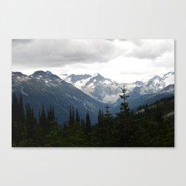 Whistler views Canvas Print