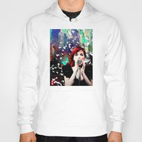 transistor Hoodies featuring Transistor - Before We All Become One… by Danielle Tanimura