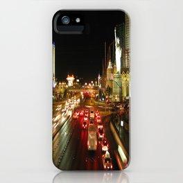 Las Vegas Strip iPhone Case