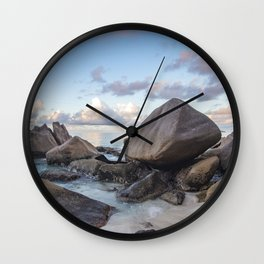Playa Jaco Wall Clock
