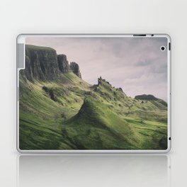 The Majesty of the Quiraing Laptop & iPad Skin