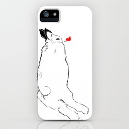 bun iPhone Case