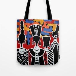 Her Queendom Come Tote Bag