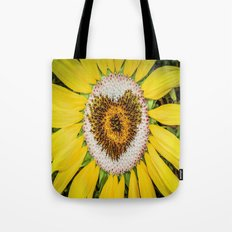 Sunflower of Love Tote Bag