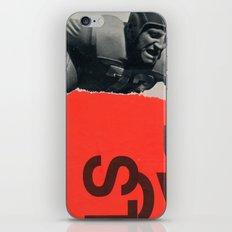 offense iPhone & iPod Skin