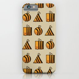BEE DIFFERENT iPhone Case