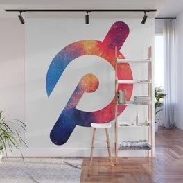 Peloton Galaxy Logo Wall Mural