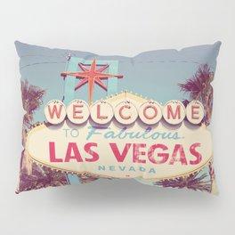 Welcome to fabulous Las Vegas Pillow Sham