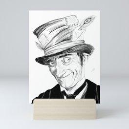 Mad Hatter Mini Art Print