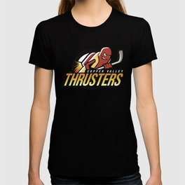 Copper Valley Thrusters T-shirt