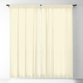 Valspar America Enlightenment Ultra Pale Yellow 3003-2C Solid Color Blackout Curtain