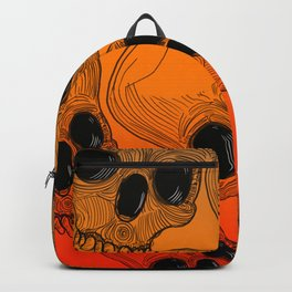 Multitude of Skulls Backpack
