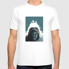 The Iceman Cometh Mens Fitted Tee White MEDIUM