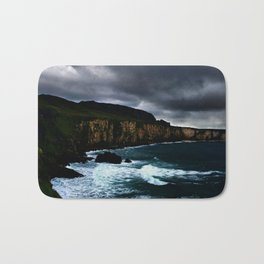 Irish Seascape Bath Mat