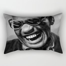 Ray Charles Rectangular Pillow