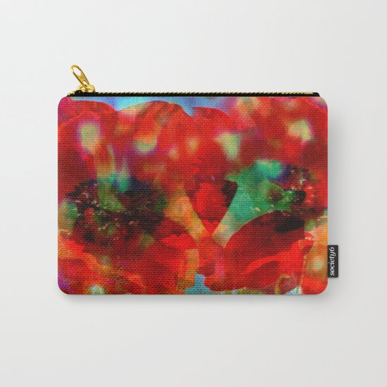 Simple as flowers Carry-All Pouch