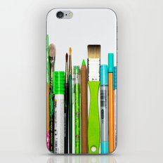 Real Weapons Of Mass Creation II iPhone & iPod Skin