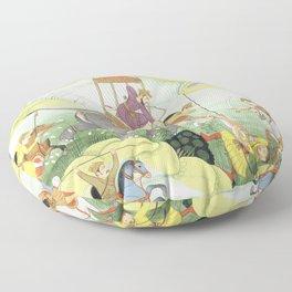 El Rey Floor Pillow