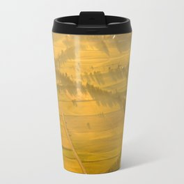 An S in the landscape Travel Mug
