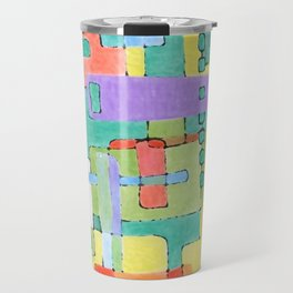 Cocktails in the City Travel Mug