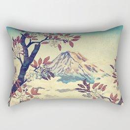 Suidi the Heights Rectangular Pillow