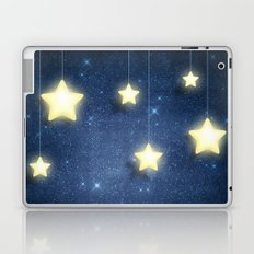Moon & Stars 04 Laptop & iPad Skin