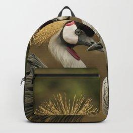 Pretty birds in love Backpack