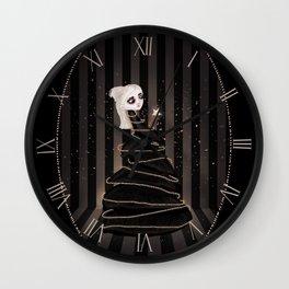 Broken Figments of Imagination Wall Clock