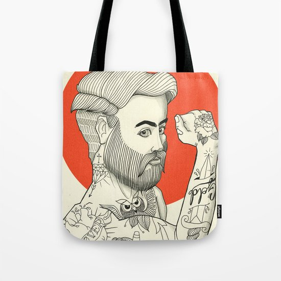 Son of a Sailor Tote Bag