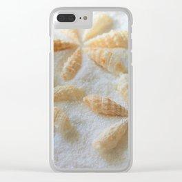 Seashells 4 Clear iPhone Case