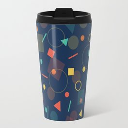 80s Retro Print Travel Mug