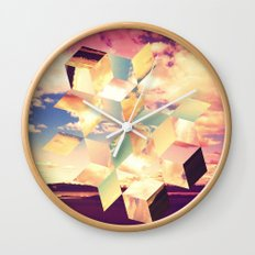 Unravelling Wall Clock